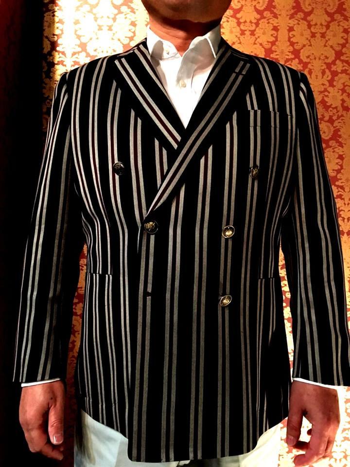 ダブルのジャケット