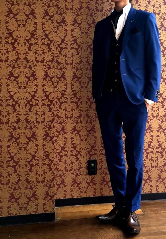 成人式用スーツ