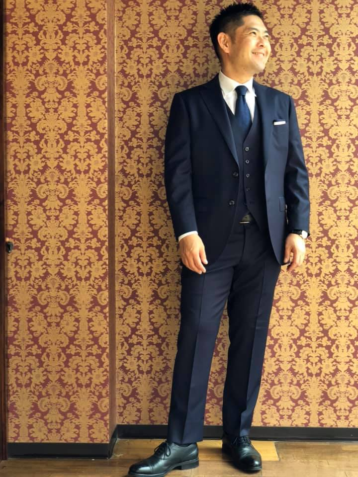 〜Classic suits style〜