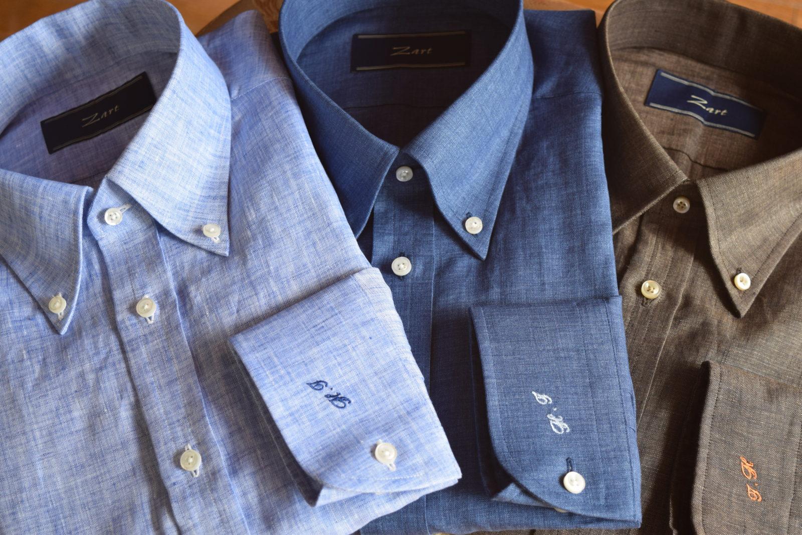 〜Albini Linen Shirt〜