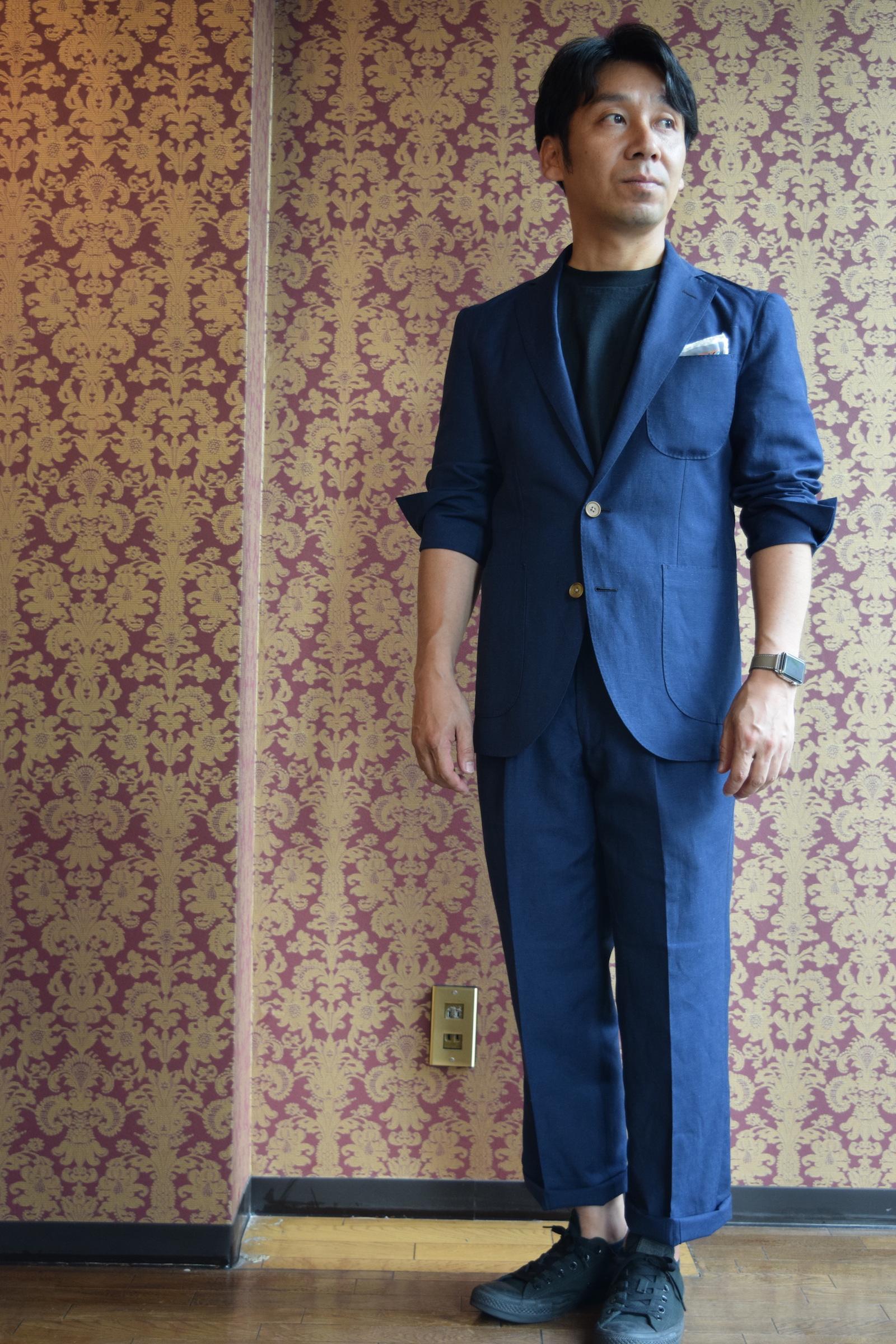 〜CANONICO Wool&linen Tropical〜