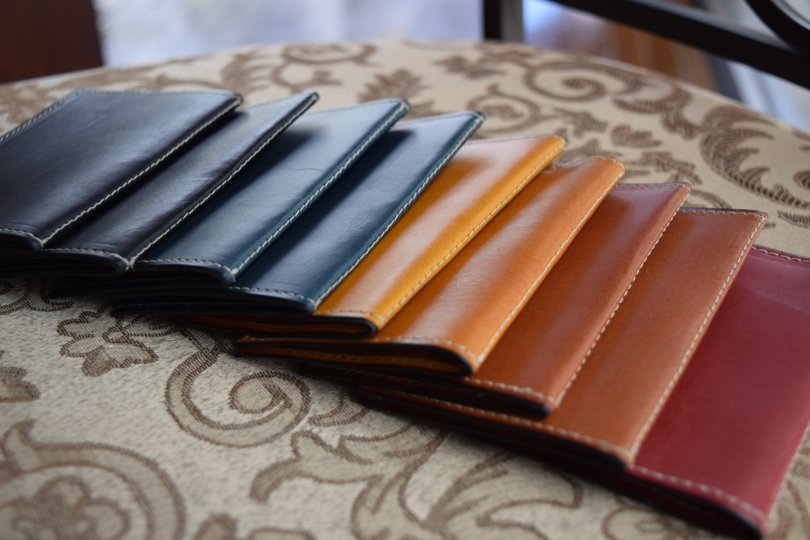 〜Leather card case〜