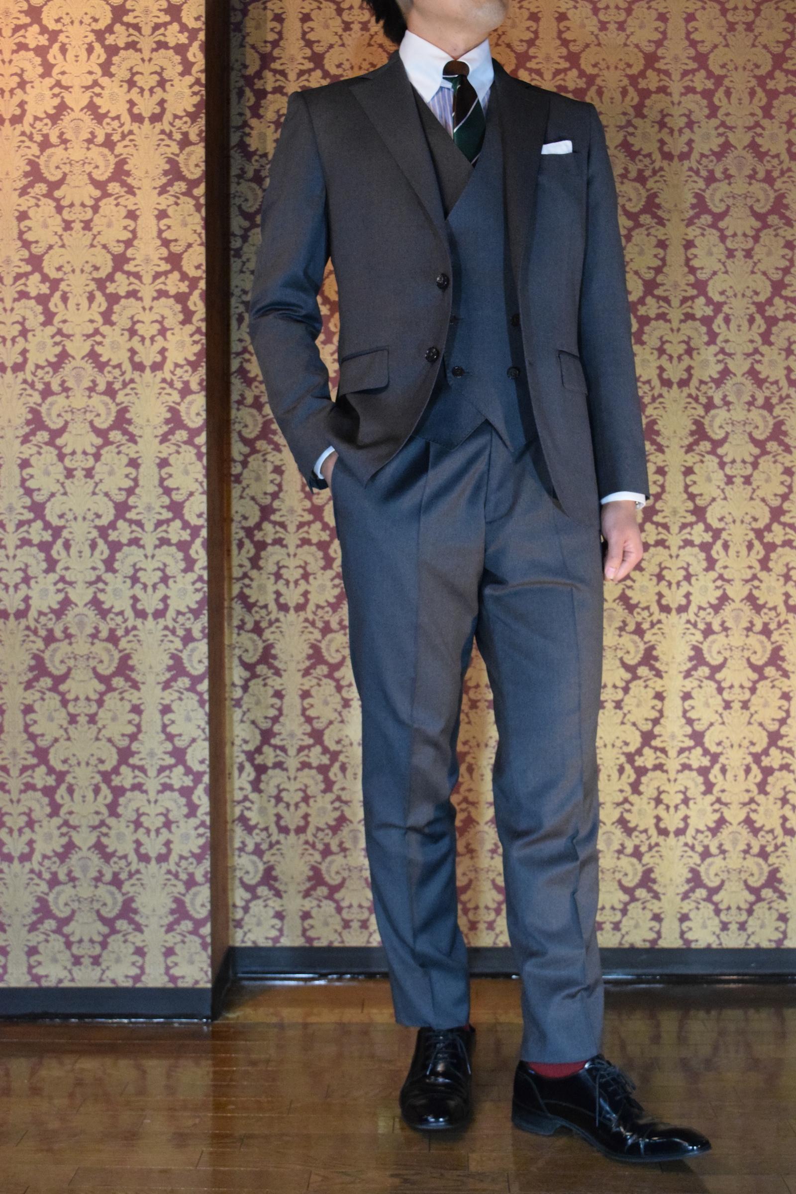 〜正統派なBiellesi Suits〜