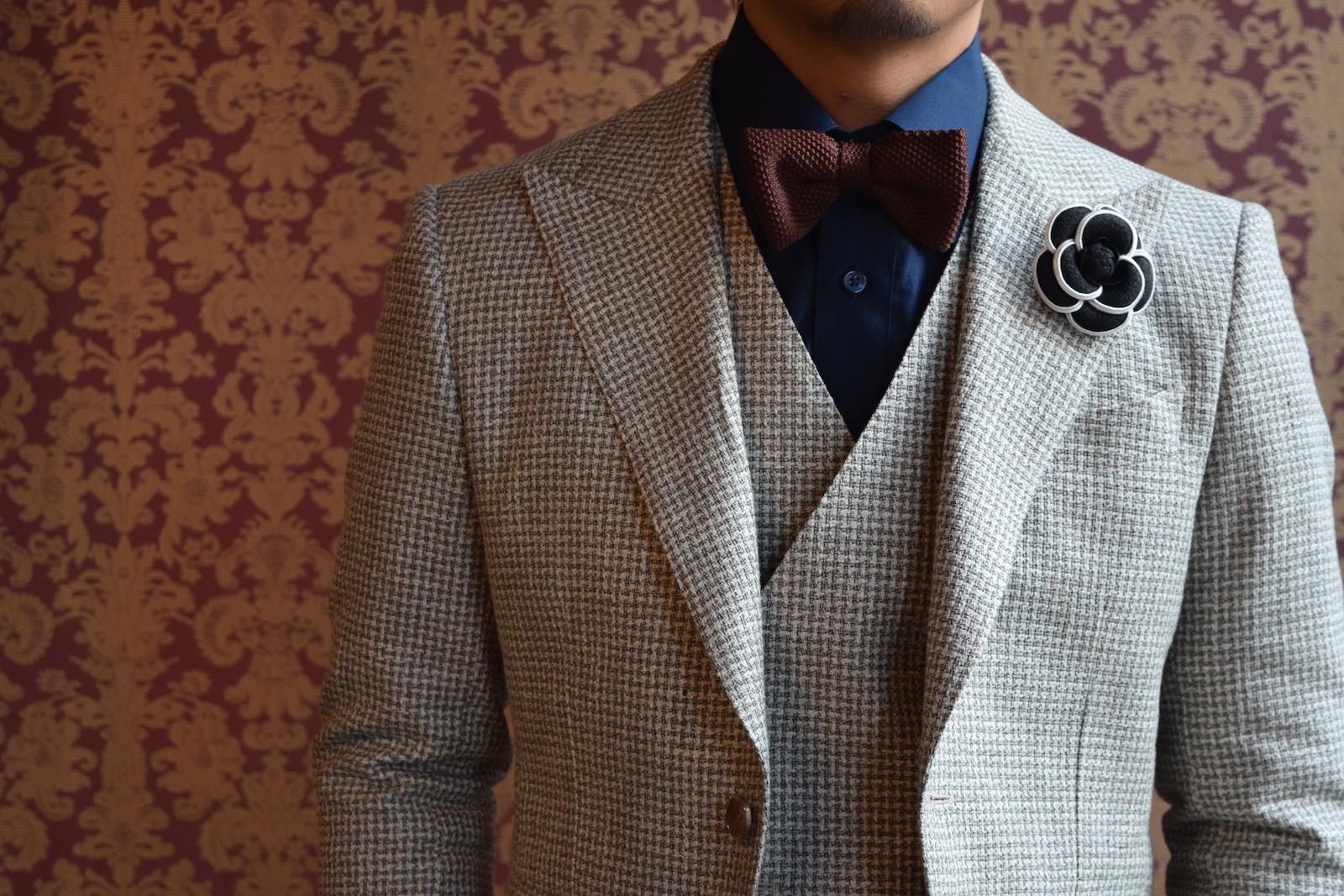 〜Cotton Linen Tuxedo〜