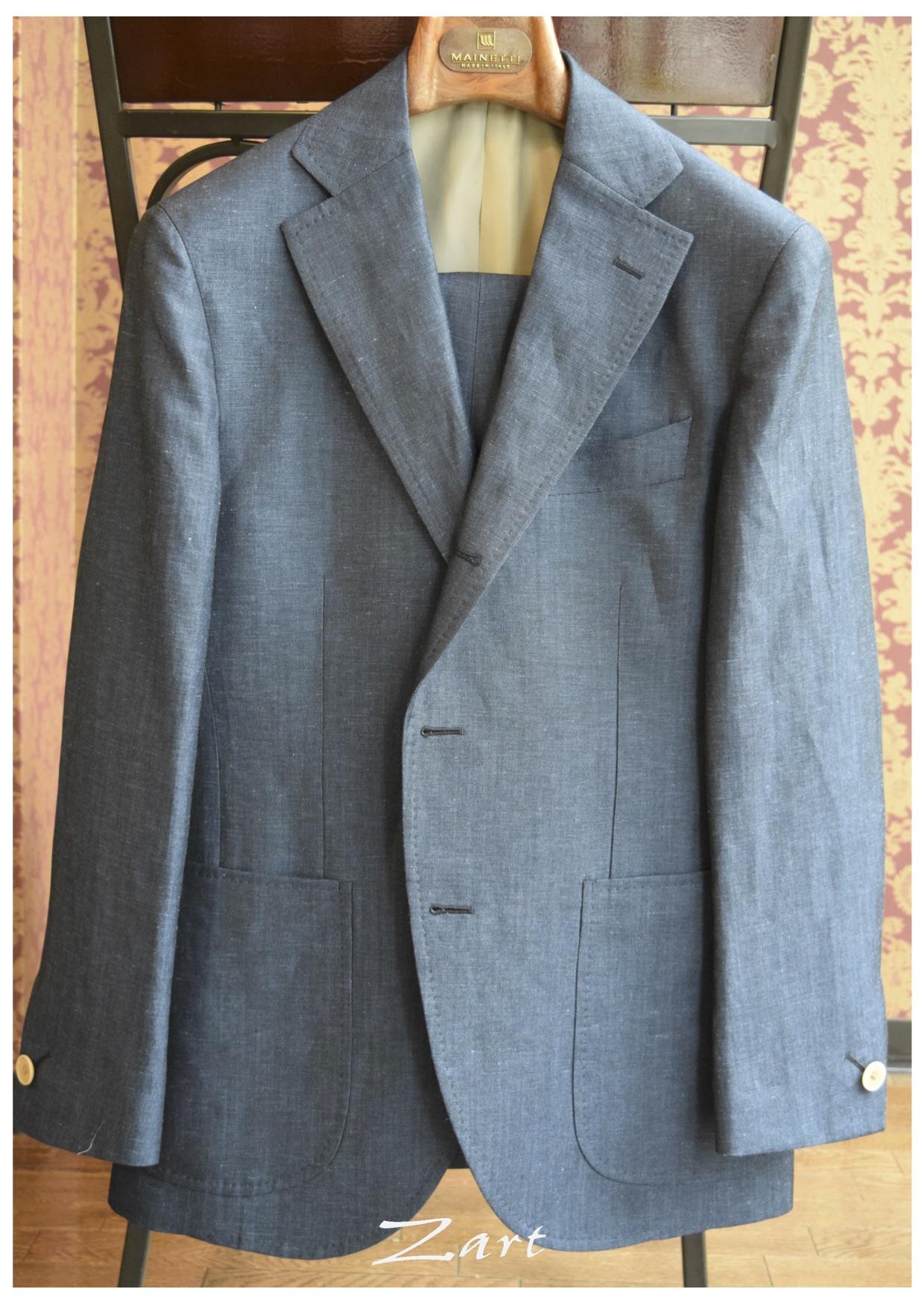 〜CANONICO Wool&Linen〜