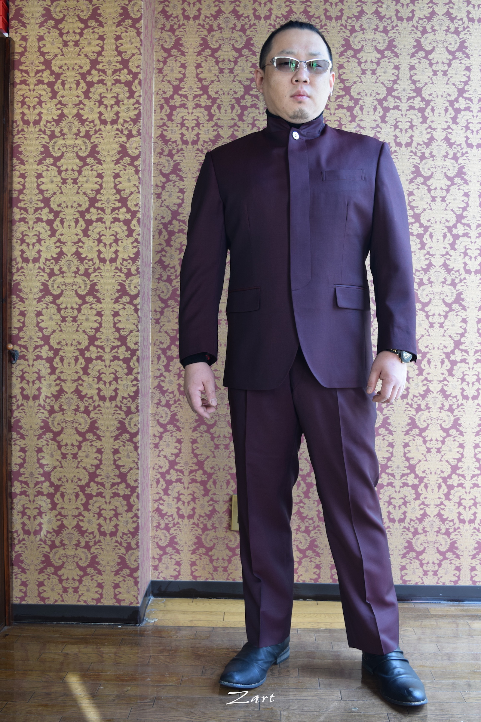 〜スタンドカラー Suits〜