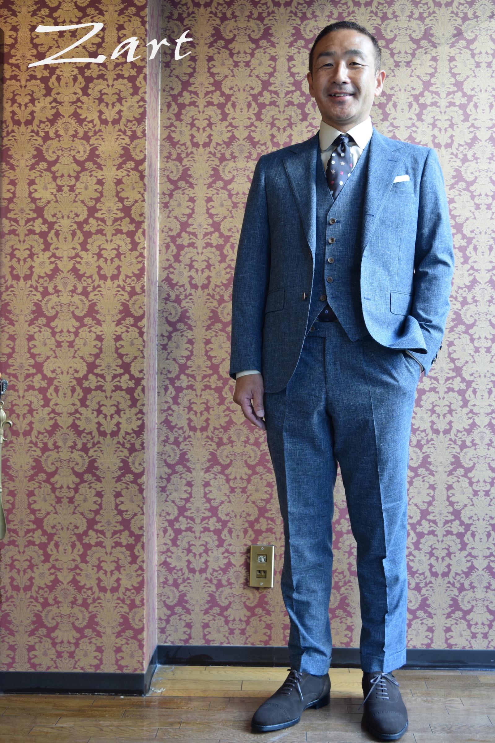 〜Tollegno Suits〜