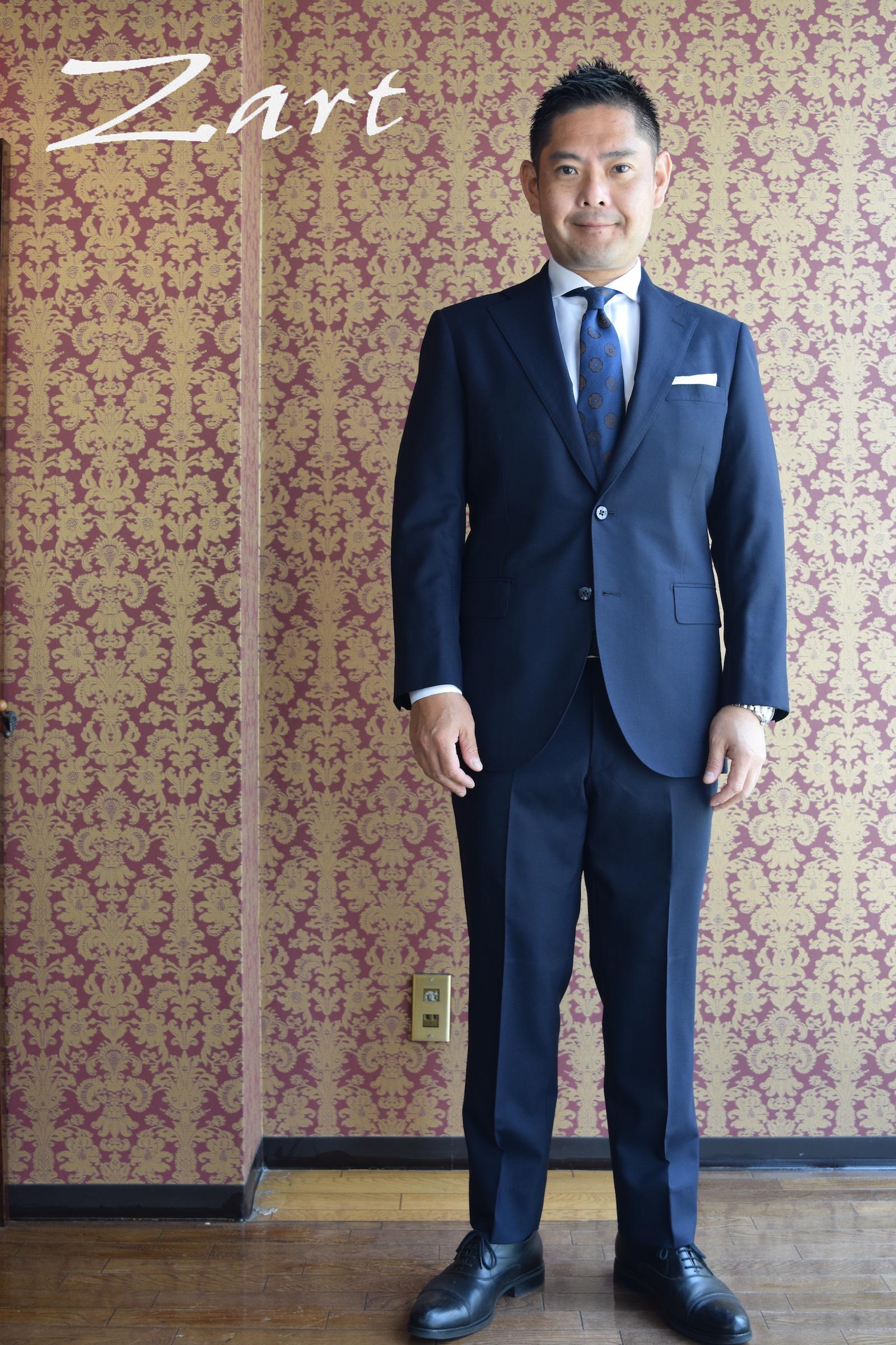 〜王道NAVY suit〜